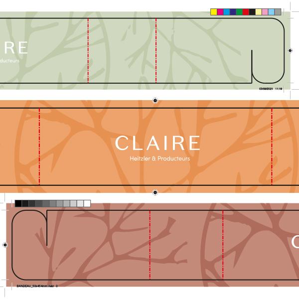 Claire Heitzler & designer